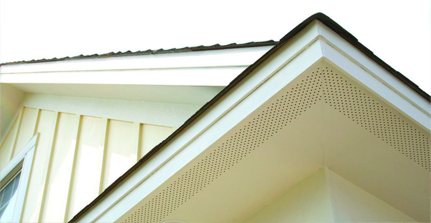 James Hardie Soffit