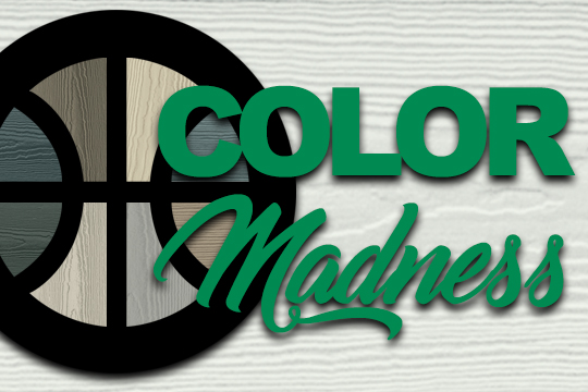 James Hardie's Color Madness