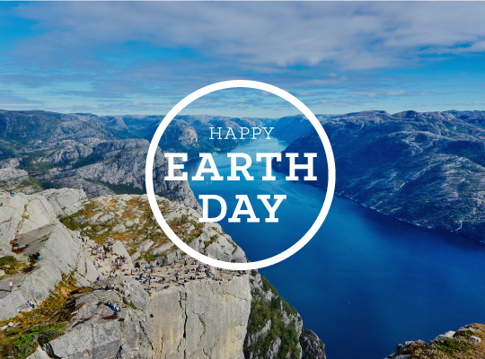 Happy Earth Day from James Hardie