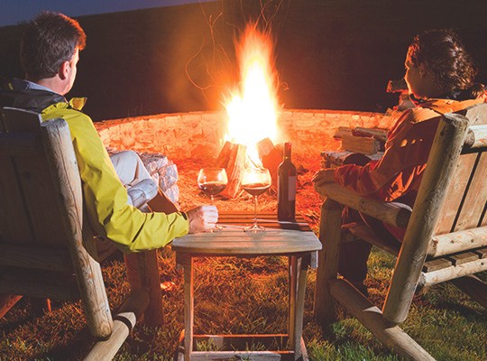 Plan Out your Ideal Outdoor Fire Pit