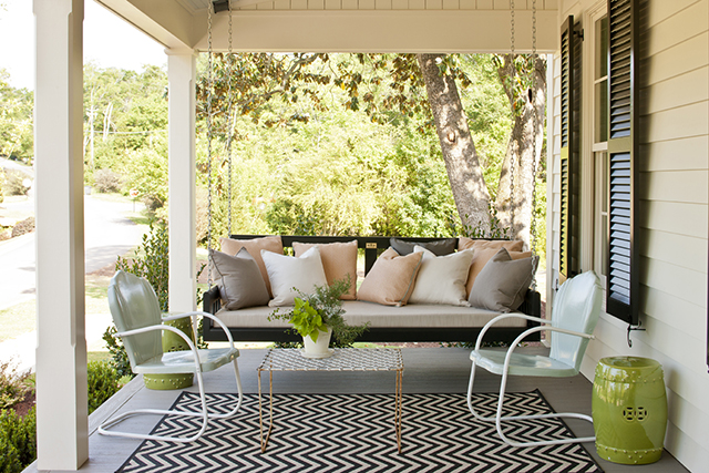 Our Favorite Hanging Chair and Backyard Hammock Ideas