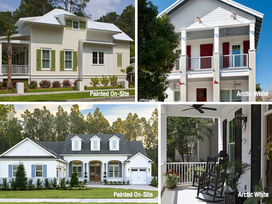 House And Shutter Color Combinations James Hardie
