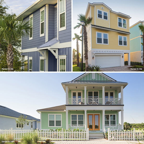 Beach House Color Ideas: Popular Siding Colors By Home Style