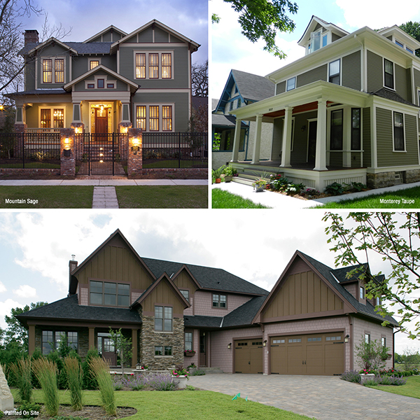 popular siding colors by home style james hardie. Black Bedroom Furniture Sets. Home Design Ideas
