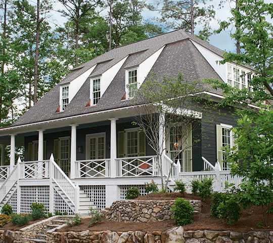 Southern Living 2016 Idea House Blog James Hardie
