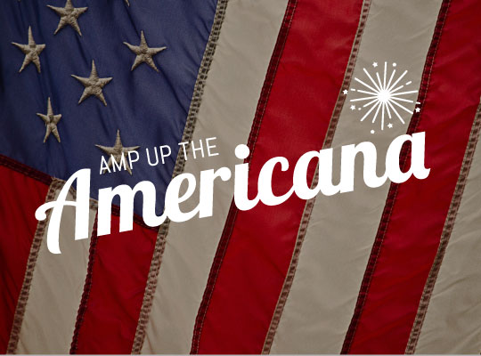 Amp Up the Americana