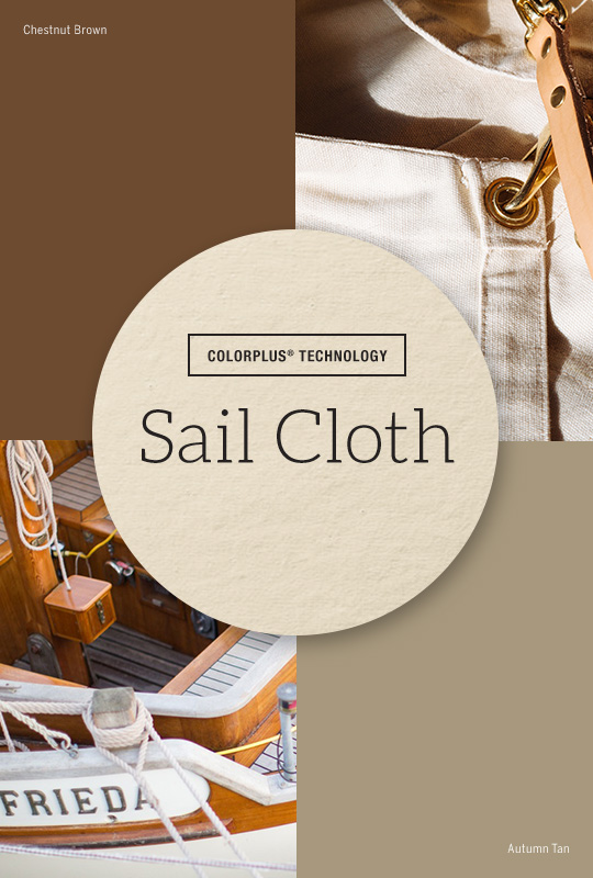 Live Colorfully: Sail Cloth