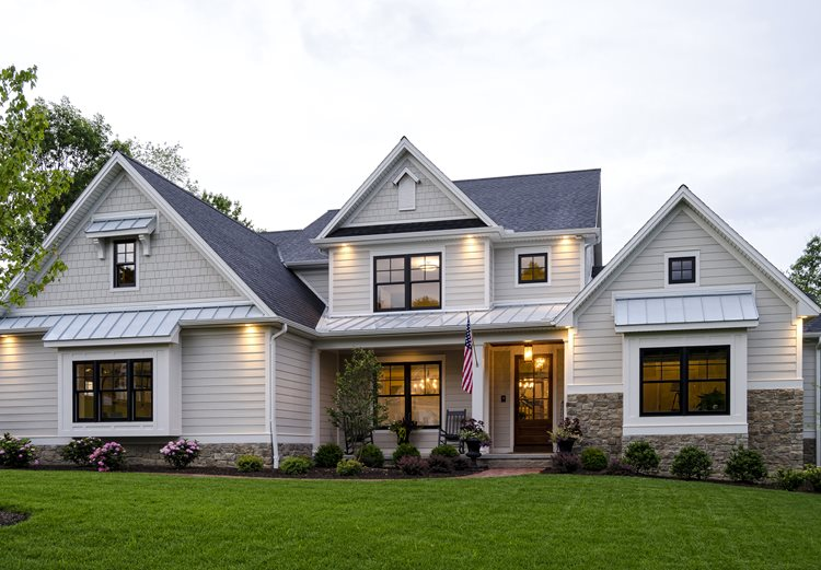 Design Focused Siding Combinations
