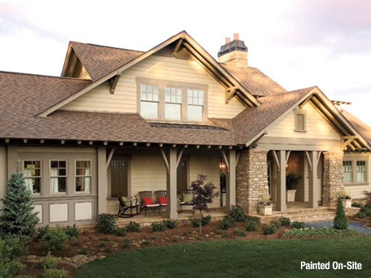 Siding and trim color combinations james hardie