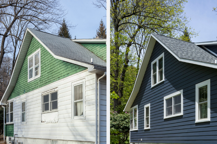Signs It S Time To Replace Your Siding