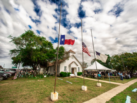Rebuilding After Tragedy in Sutherland Springs, Texas