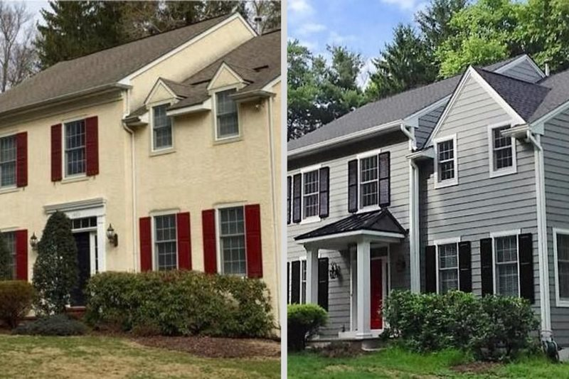 5 Incredible Home Exterior Makeovers to Inspire Your Project