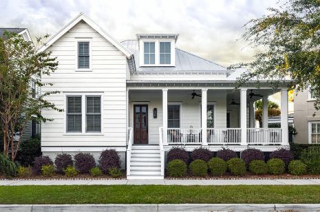Trim Should Complement Your Siding Color And Elevate The Entire Look Of  Your Home.