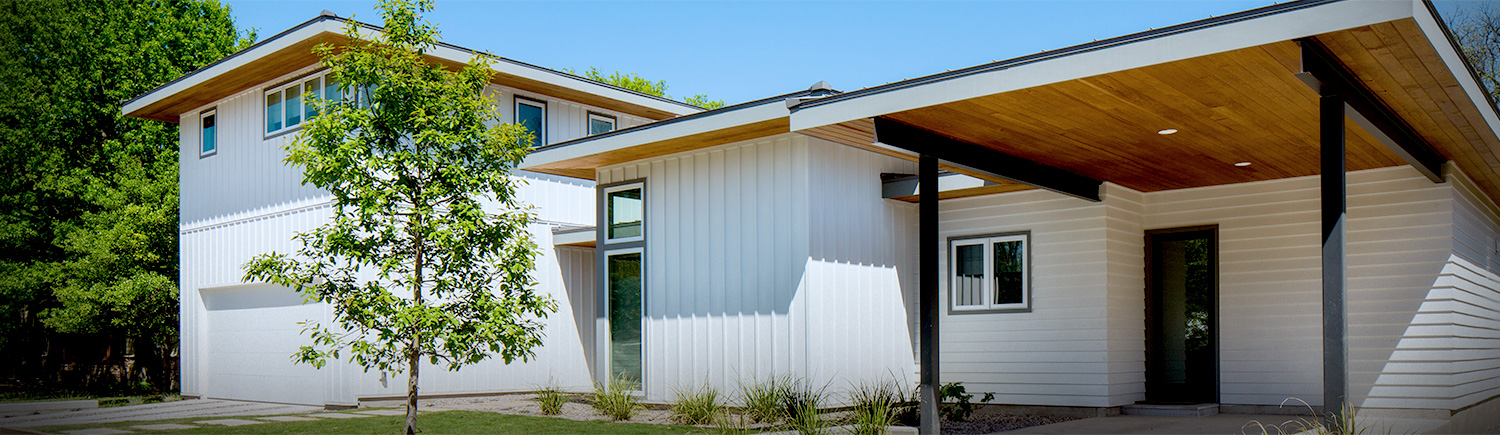 High Design Siding That Holds Up Against The Elements