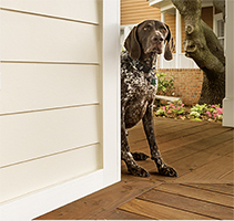James Hardie offers an array of siding products.