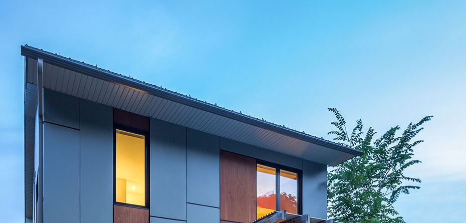 Harpanel Vertical Siding