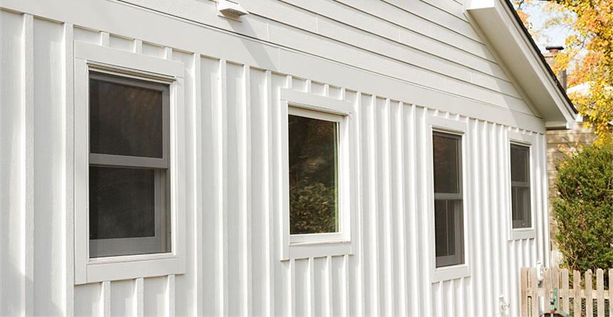 Siding Panels | HardiePanel Vertical Siding | James Hardie