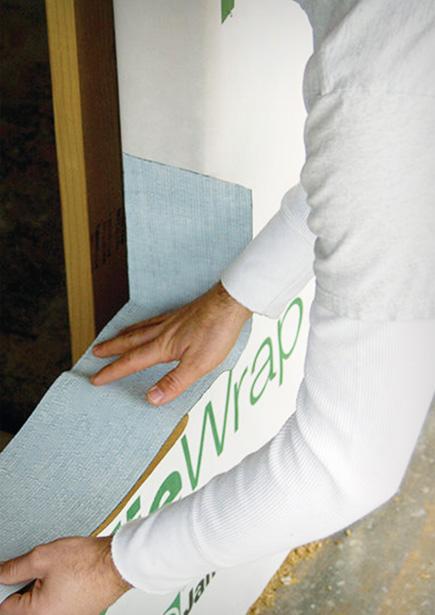 House Wrap Hardiewrap Weather Barrier James Hardie