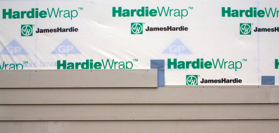 HardieWrap® Weather Barriers