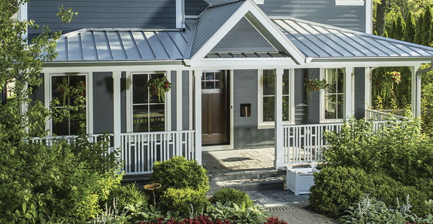 James Hardie Products withstand damage from moisture