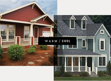 Warm Vs. Cool Colors