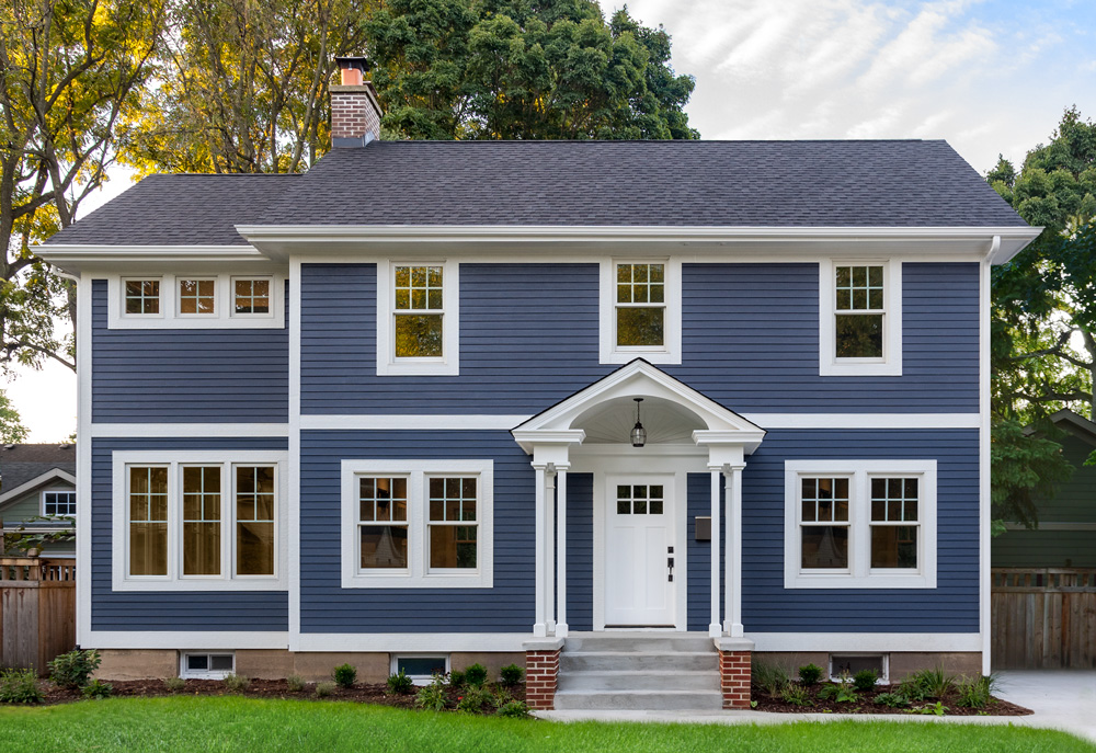 Prefinished Siding | ColorPlus Technology | James Hardie