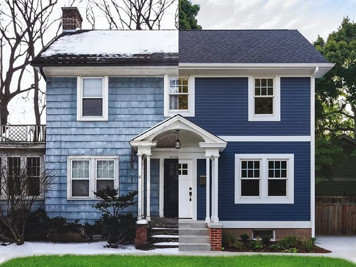 Old House Siding Types