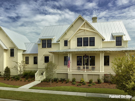 Siding and Trim Color Combinations | James Hardie